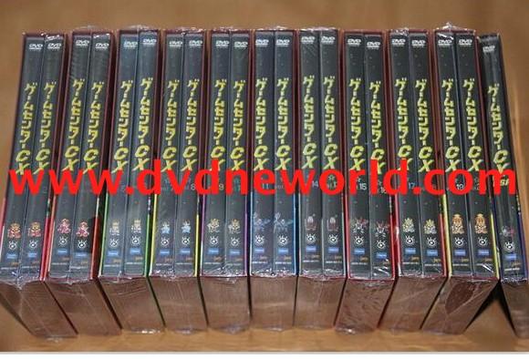 ゲームセンターCX DVD-BOX 1-13【コレクションDVD】完全豪華版 全巻