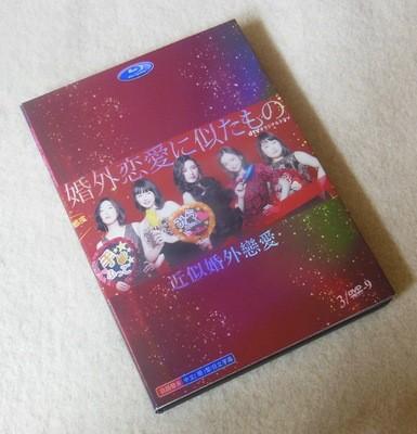 婚外恋愛に似たもの DVD-BOX