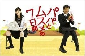 パパとムスメの7日間 (舘ひろし、新垣結衣出演) DVD-BOX