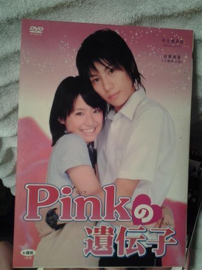 Pinkの遺伝子 DVD-BOX