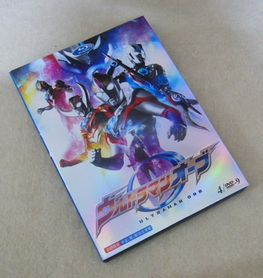 ウルトラマンオーブ 全25話 DVD-BOX