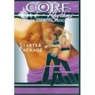 コアリズム ダンスエクササイズプログラム:スターターパッケージ DVD-BOX【エクサボディ正規品】4枚組