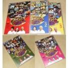 クレイジージャーニー vol.1+2+3+4+5 DVD-BOX 全巻