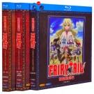 FAIRY TAIL フェアリーテイル 第1+2+3期+OAD+劇場版 Blu-ray BOX 全巻