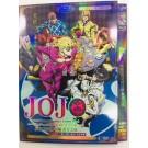ジョジョの奇妙な冒険 黄金の風 全39話 DVD-BOX 全巻