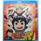 NARUTO -ナルト- SD ロック・リーの青春フルパワー忍伝 Blu-ray BOX 全巻